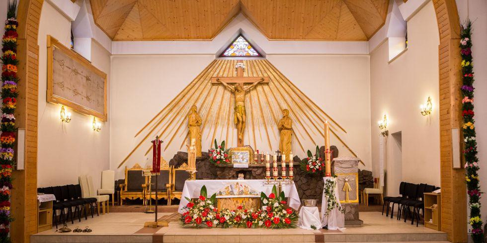 Kościół w Hucie Mińskiej
